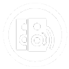 Kūono Bluetooth Speaker Icon