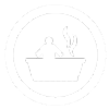 Kūono Hot tub Icon